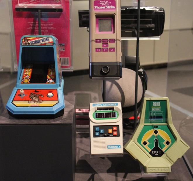Legacy Handheld Games
