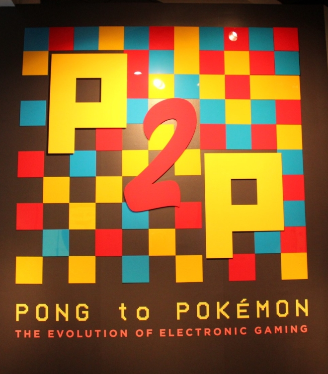 Pong to Pokemon